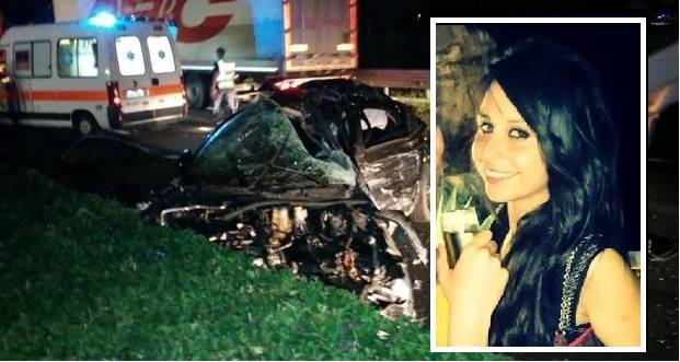 incidente Teresa 29 anni