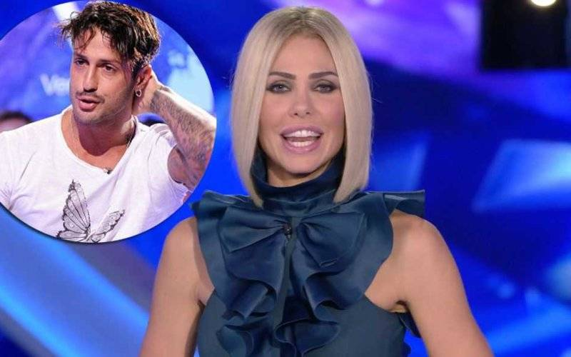 Ilary Blasi litiga con Fabrizio Corona