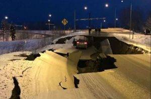 Terremoto Alaska magnitudo 6.9