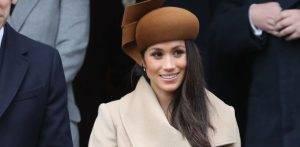 la duchessa del sussex infrange l'etichetta reale, lmarkle nella bufera