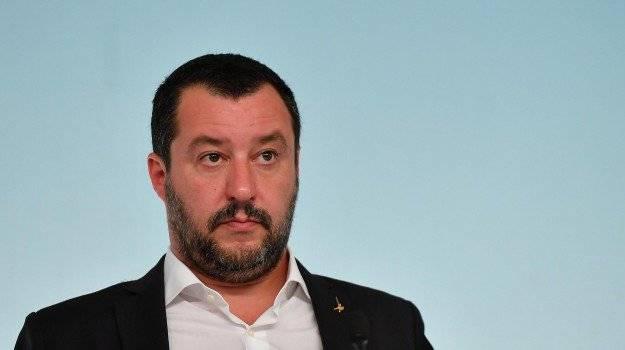 """Referendum Tav, Matteo Salvini: """"La scelta la faranno gli italiani, il popolo è sovrano"""""""