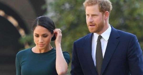 Meghan Markle è molto infelice e triste: il marito Harry si sente responsabile