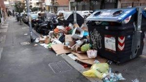 Roma rifiuti