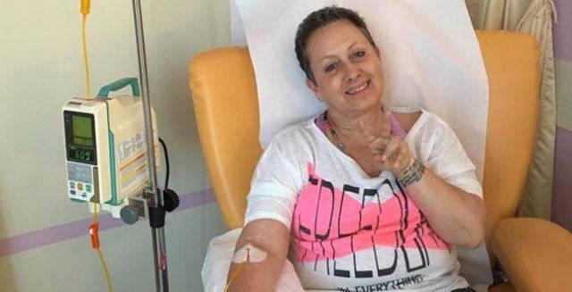 """Carolyn Smith di nuovo in ospedale per tumore: """"Io vincerò e sopravviverò"""""""