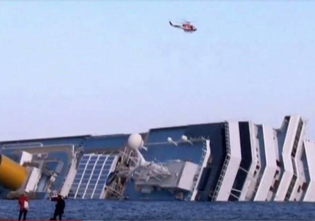 """Costa Concordia 7 anni dopo. Il Sindaco: """"Ricordiamo le 32 vittime, ma la tragedia ci è di esempio"""""""
