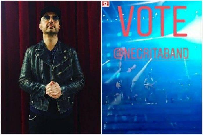 "Sanremo 2019, Joe Bastianich in giuria d'onore su Instagram: ""Votate i Negrita"""