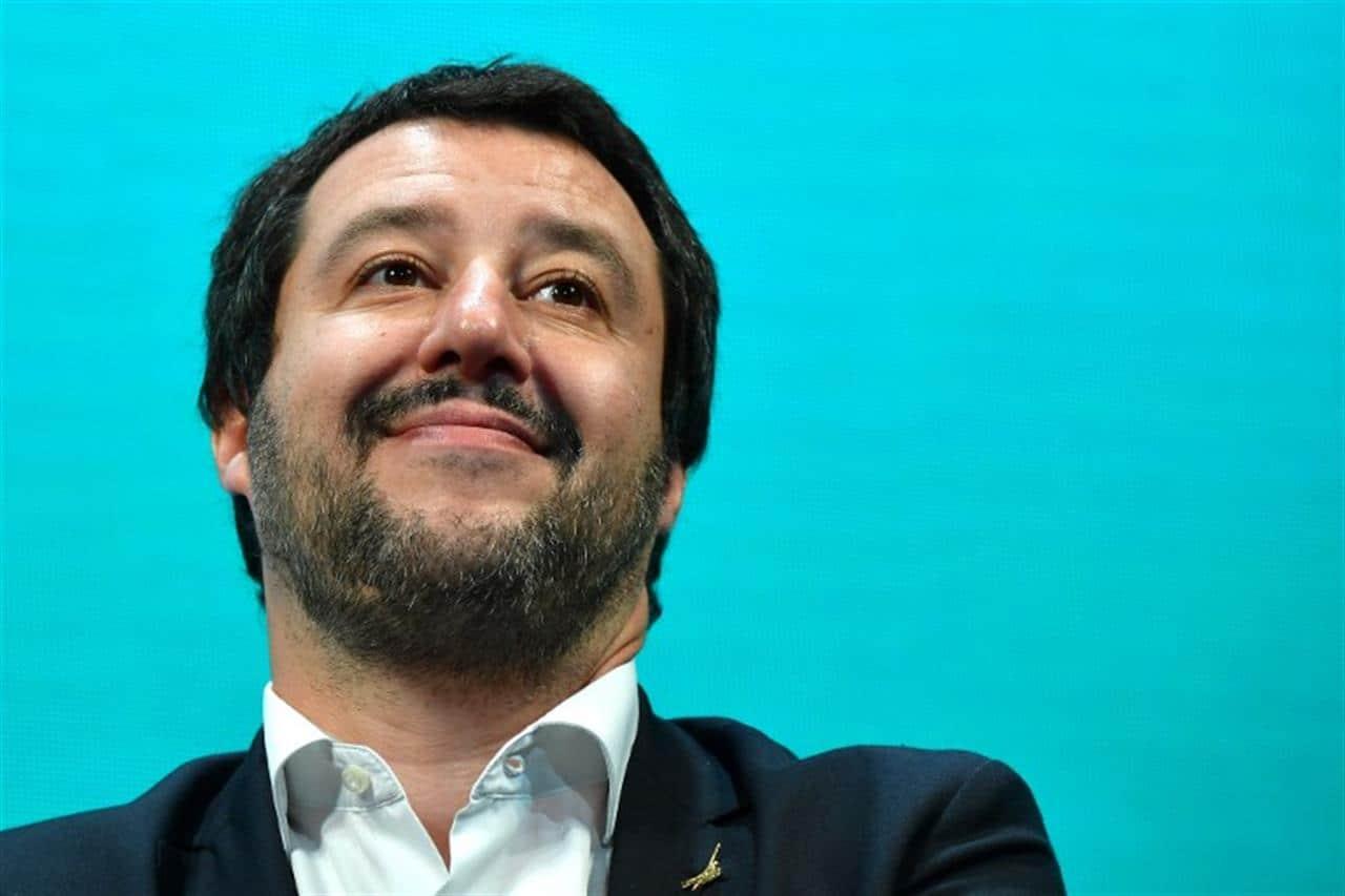 """Caso Diciotti, nessun processo per Matteo Salvini : """"Sono tranquillo e non mollo"""""""