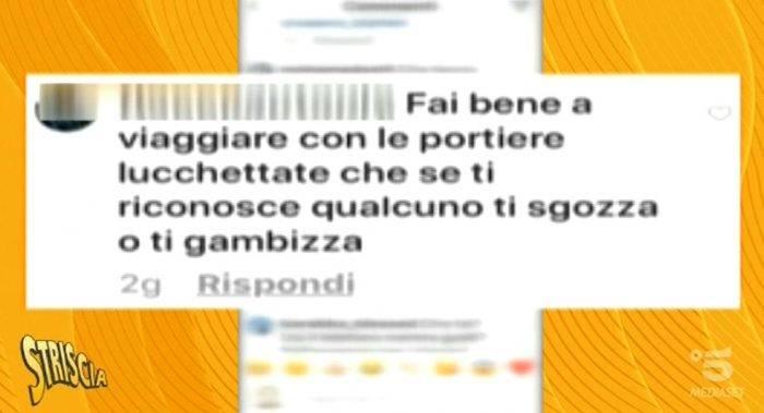 """Striscia la Notizia, Valerio Staffelli minacciato sui social: """"Ti vogliamo nell'acido"""""""