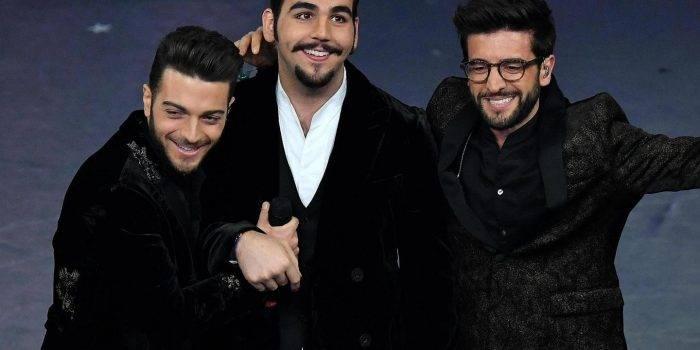 """Sanremo 2019, la stampa esulta per Il Volo. Francesco Fachinetti tuona: """"Idioti, buffoni e co****ni"""""""