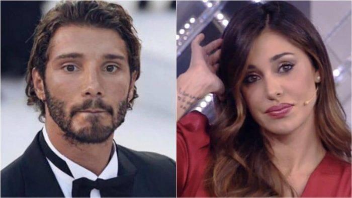 Belen Rodriguez e Stefano De Martino, la foto del bacio che fa impazzire i fan - Foto