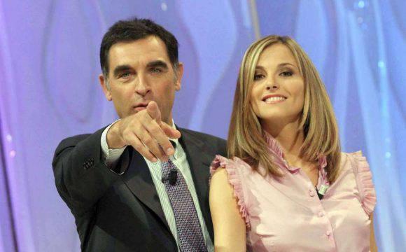 """Tiberio Timperi e Francesca Fialdini in camerino pizzicati insieme: """"Momenti che dovrebbero restare privati"""""""