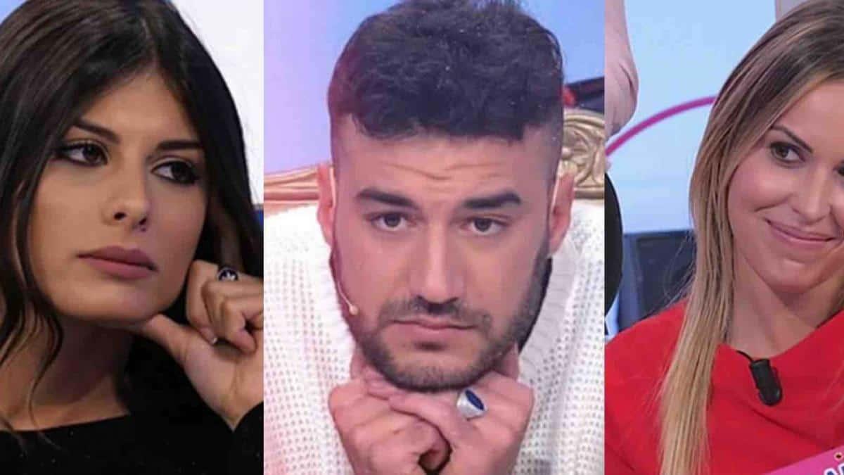Uomini e Donne, Giulia rivela la scelta di Lorenzo ad una fan