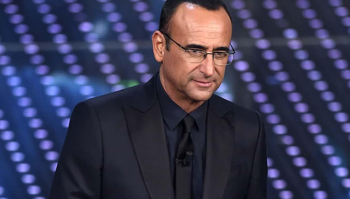 """Sanremo 2019, Carlo Conti critica Claudio Baglioni: """"In giuria si devono scegliere esperti!"""""""