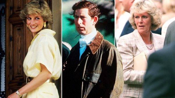"""Lady Diana, la confessione di Carlo: """"Andavo in vacanza con Camilla in segreto"""""""