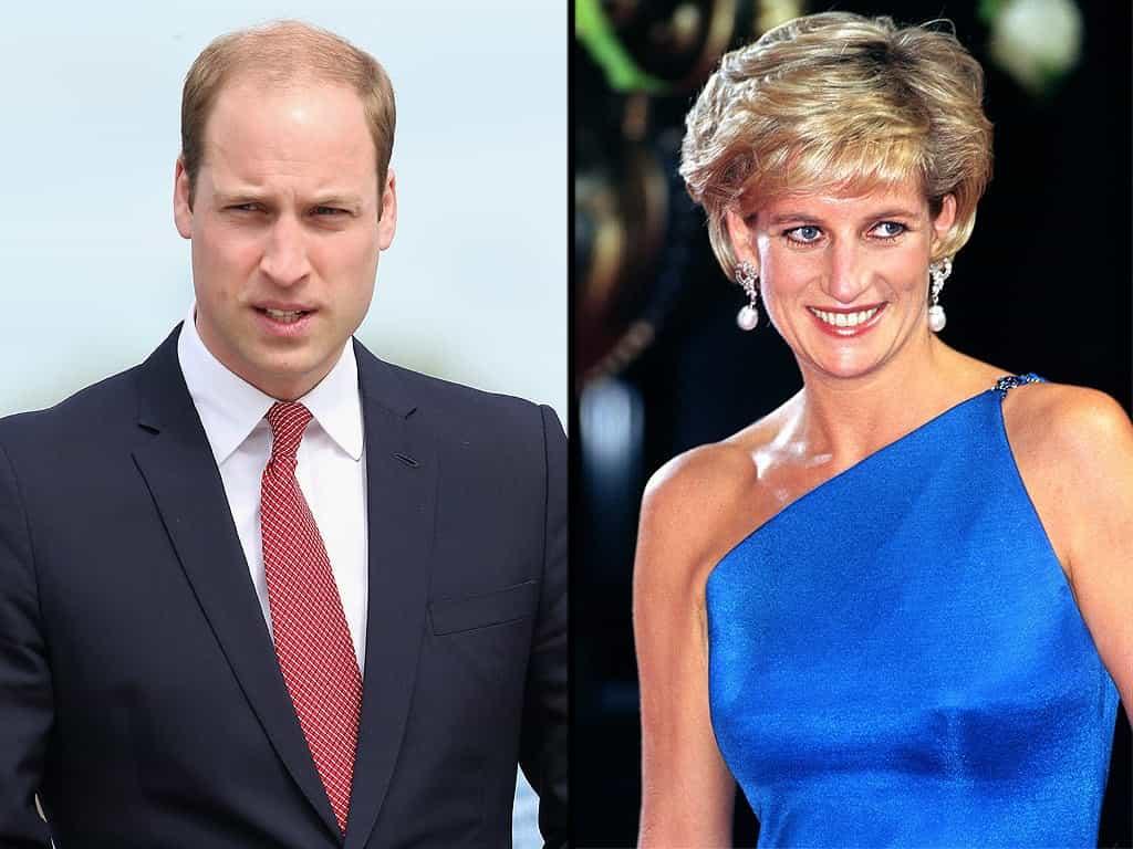 """Lady Diana, le commoventi parole del Principe William: """"Sono tanto triste"""""""