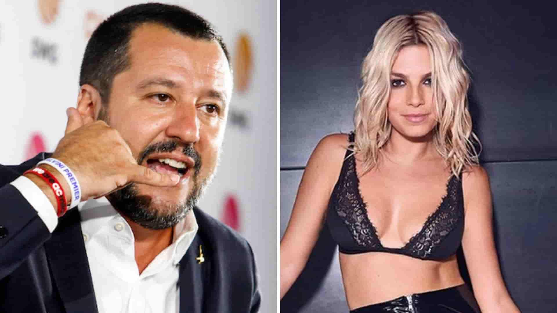 """""""Aprite i porti"""" Emma Marrone contro Salvini. La cantante insultata sui social"""