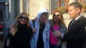 Francesco Facchinetti, scherzo Iene