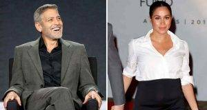 "Meghan Markle, George Clooney insorge: ""Perseguitata e umiliata, finirà come Diana"""