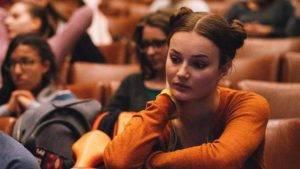 La Compagnia del Cigno, chi è l'attrice e musicista Hildegard De Stefano