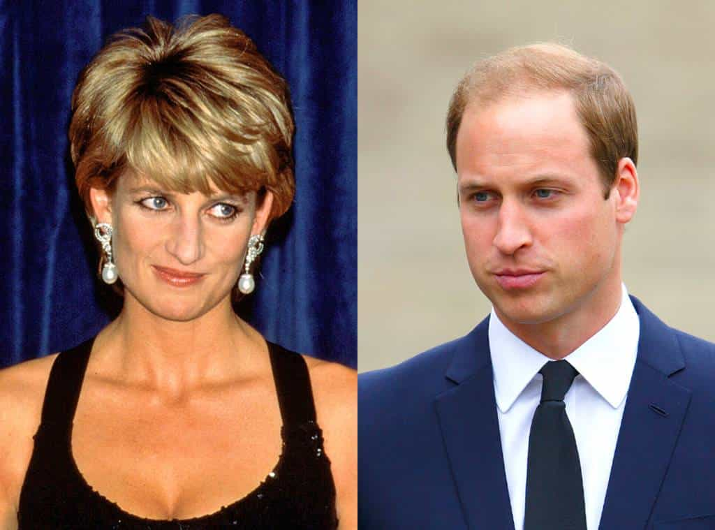 Lady Diana, il commovente omaggio del Principe William a quasi 22 anni dalla morte