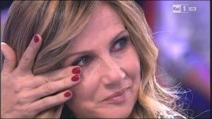 Lorella Cuccarini tumore tiroide