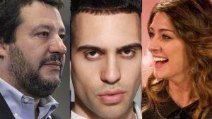 Salvini contro Mahmood