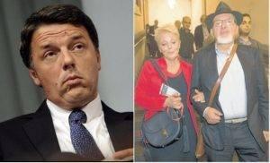 Matteo Renzi genitori