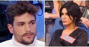 Andrea Zalletta e Muriel