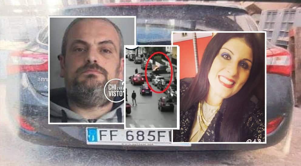 Ciro Russo, arrestato l'uomo che ha dato fuoco alla ex moglie a Reggio Calabria