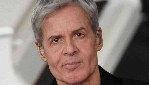 Claudio Baglioni, annullati concerti per problemi di salute