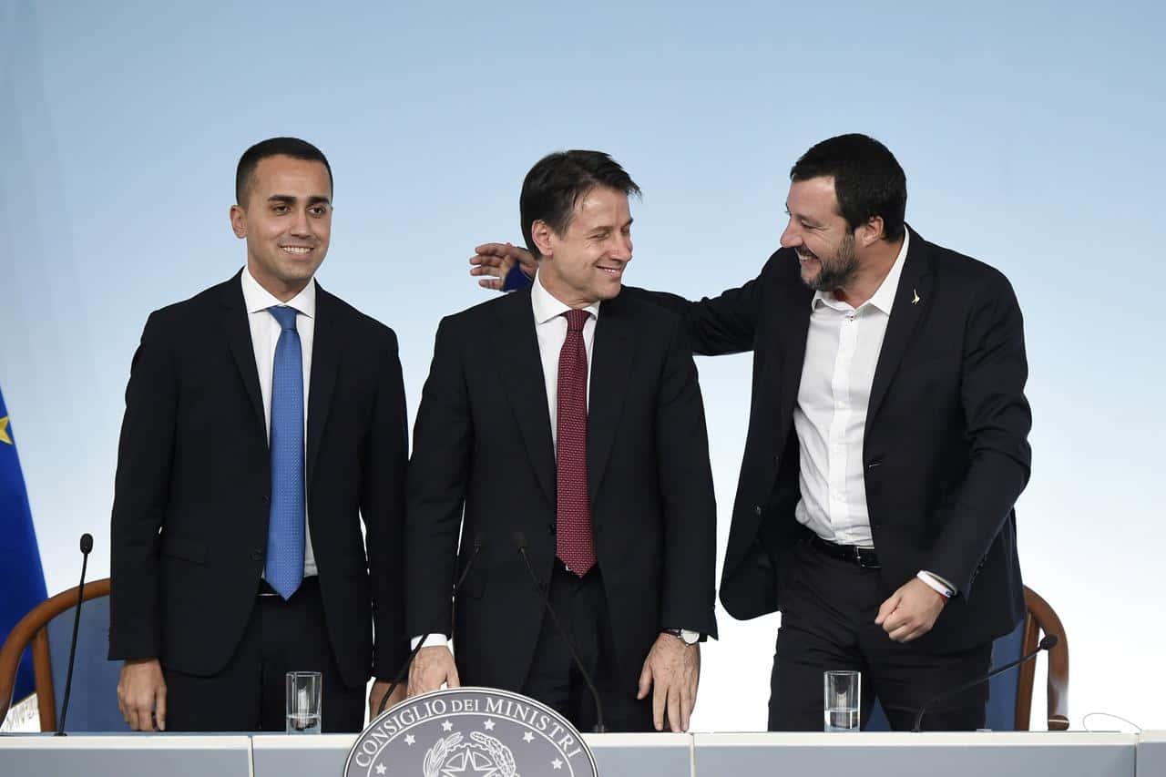 """Matteo Salvini, partenza piano Tav con Conte e Di Maio: """"Uno shock alle infrastrutture"""""""