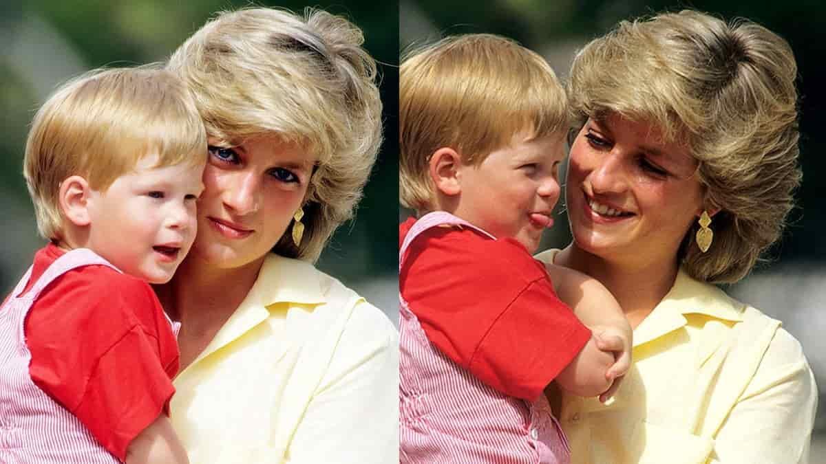 """Lady Diana, la drammatica accusa di Carlo: """"Il divorzio? Colpa di Harry"""""""