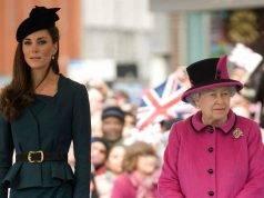 Kate Middleton, rivelate le parole della lite furiosa con la Regina Elisabetta