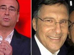 """Carlo Conti commosso: """"La figlia di Fabrizio Frizzi mi chiama babbo"""""""