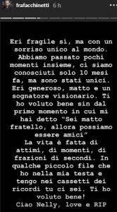 """Grave lutto per Francesco Facchinetti e The Kolors: """"Dolore Straziante"""""""