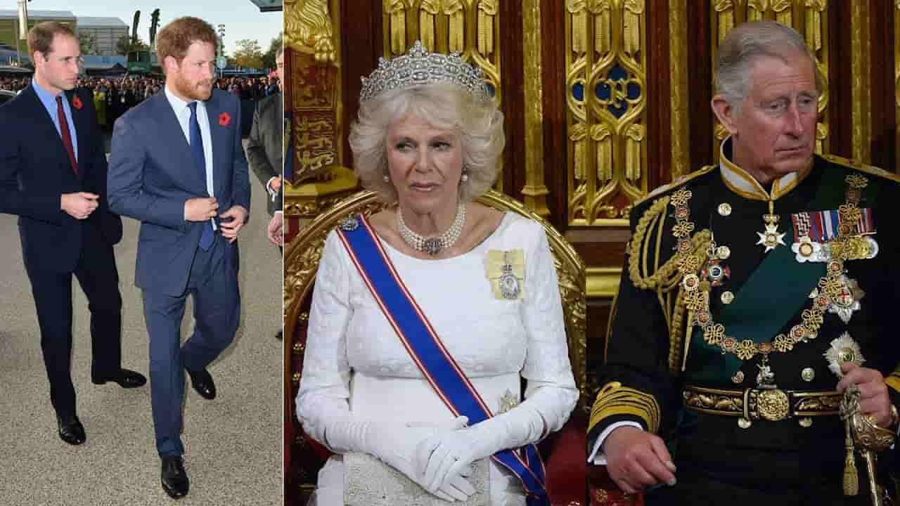 """Principe William, insieme a Harry contro Camilla: """"Non acconsentirò mai"""""""