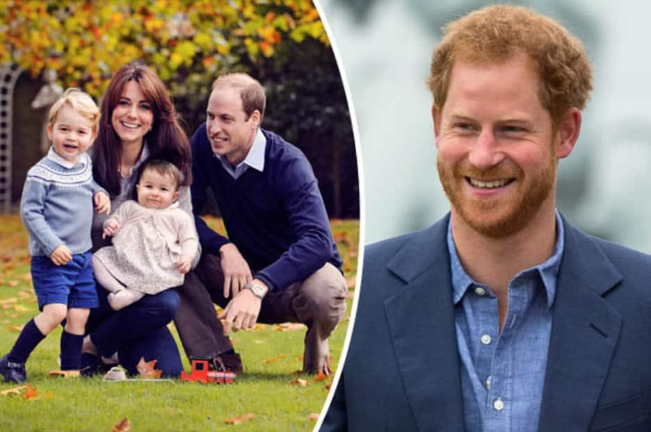 Principe Harry, mai nessuna foto con il nipote George: ecco il motivo