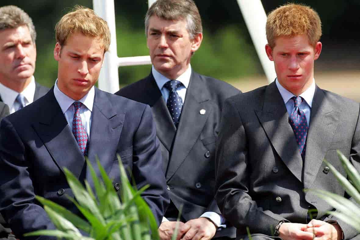 """Principe William, l'ultima telefonata con Lady D: """"Avevamo fretta, non mi perdono"""""""