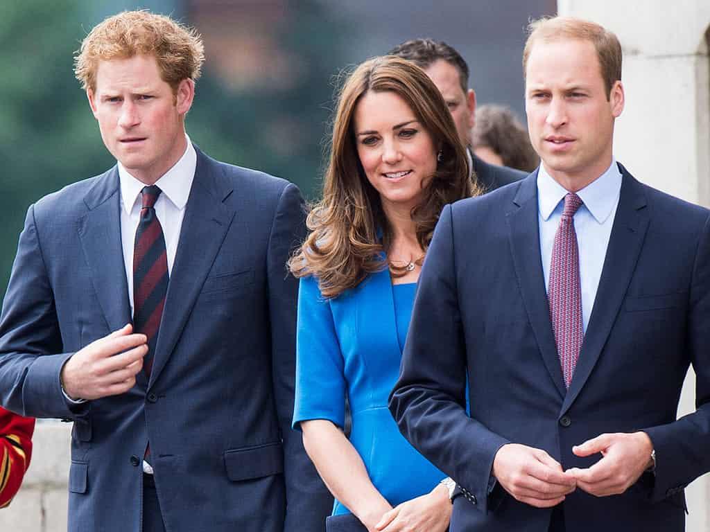 Meghan Markle, la paura di Harry e William dopo il matrimonio