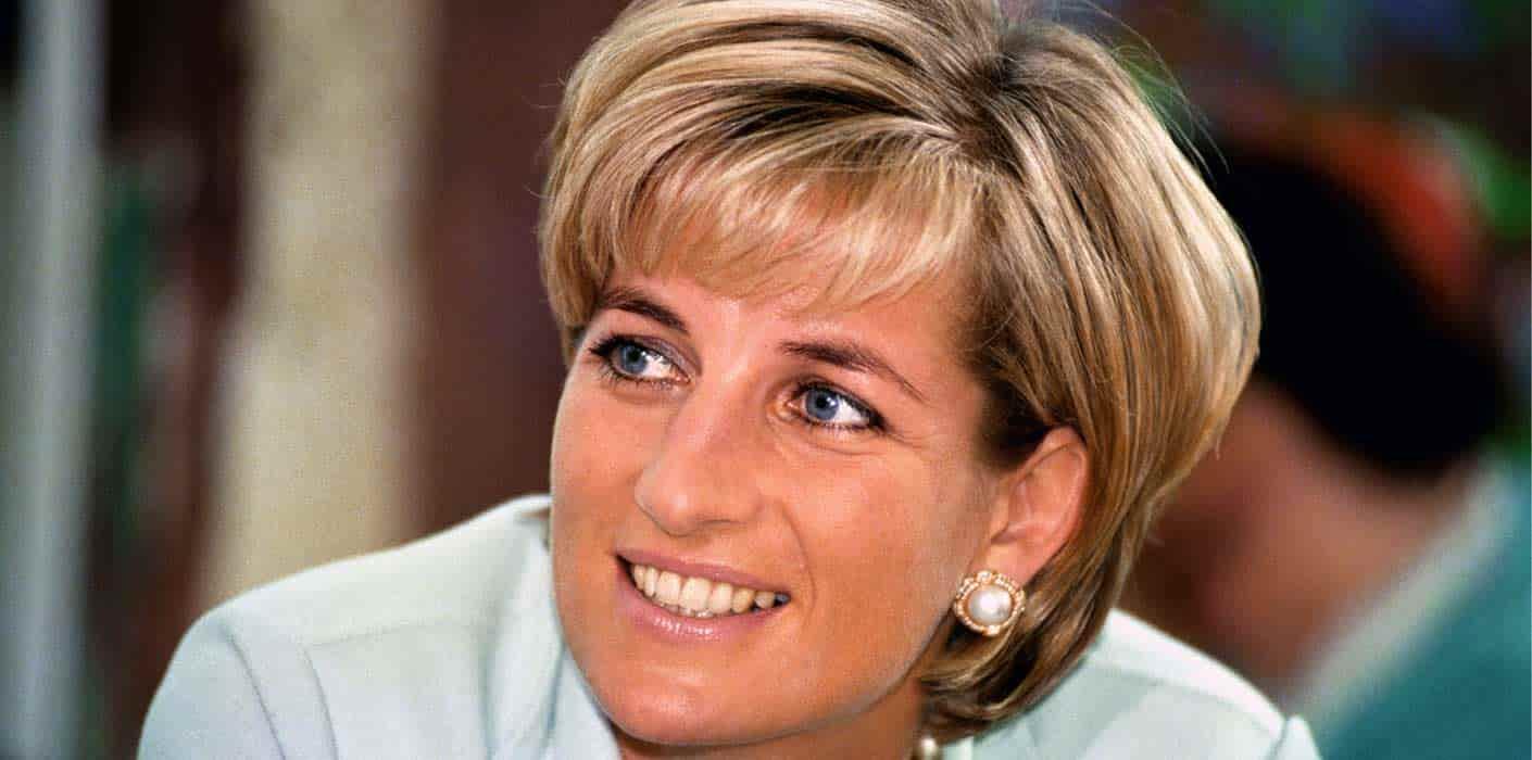 Lady Diana gesto maggiordomo