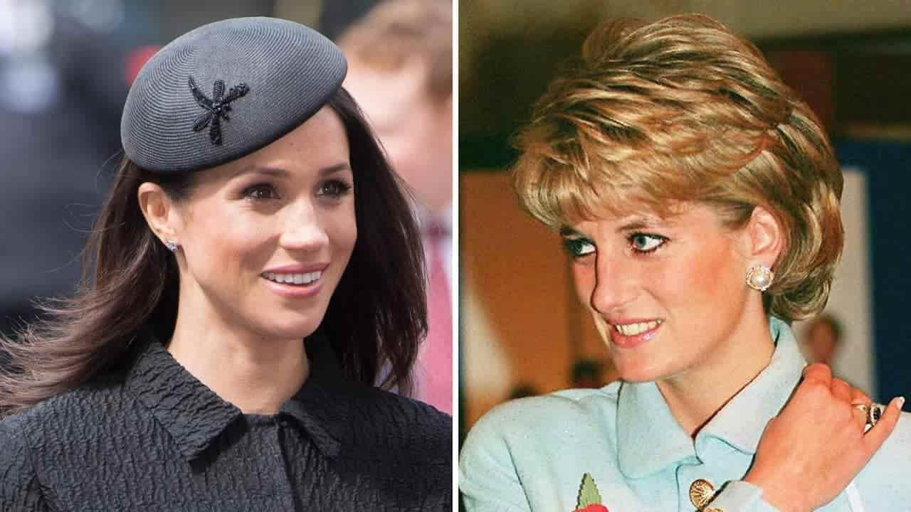 Lady Diana, il messaggio dall'aldilà per Meghan Markle a un mese dal parto