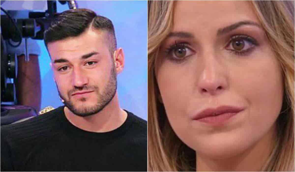 "Uomini e Donne, Lorenzo e Claudia in crisi: ""Pu*****le in calore"""