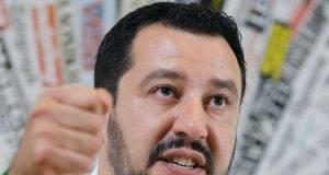 """Via della Seta, Matteo Salvini perplesso: """" C'è bisogno di controllo"""""""