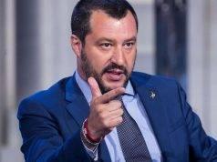 """Bus in fiamme a Milano, Matteo Salvini a pugno fermo: """"Ho preso una decisione"""""""