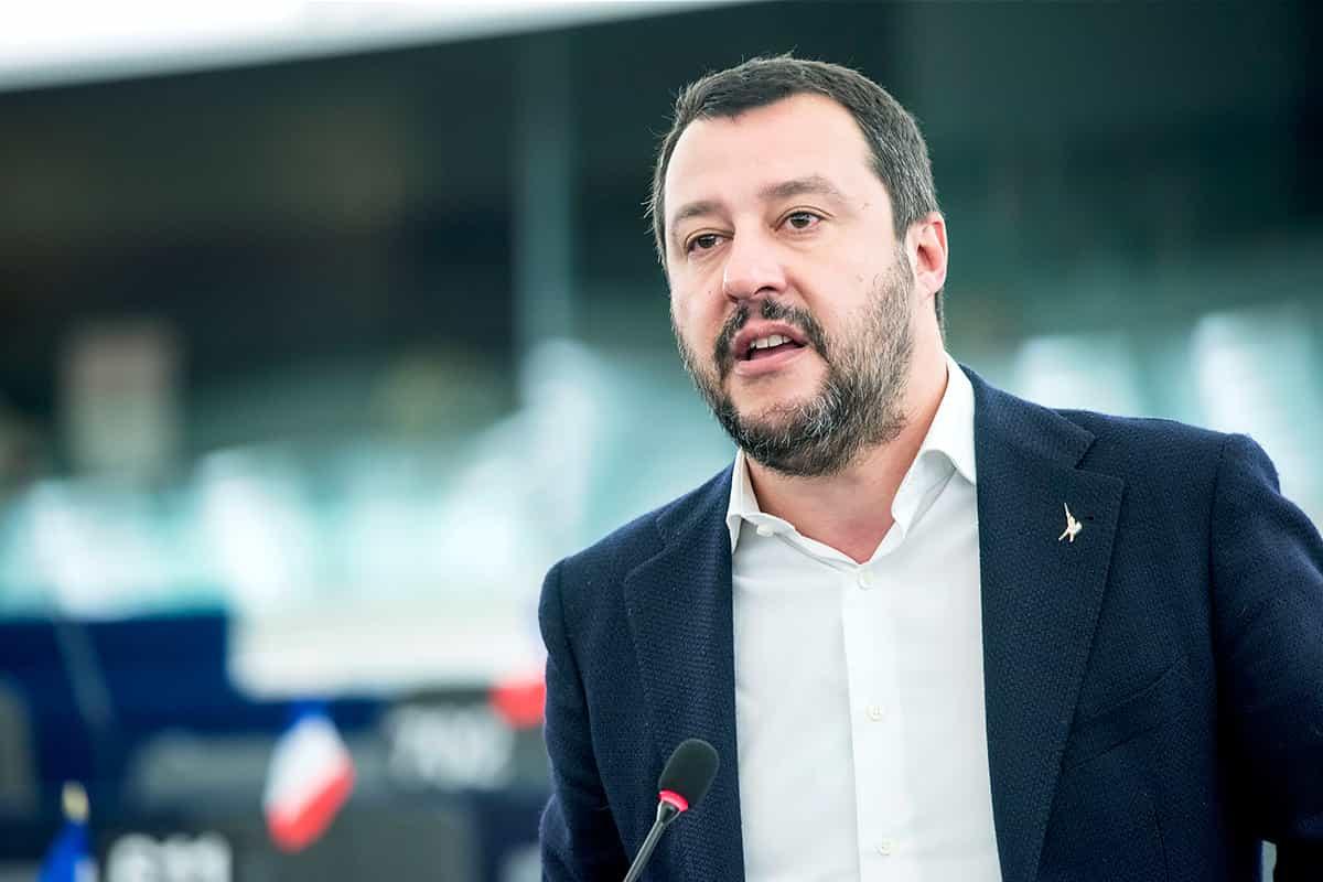 """Tav, Matteo Salvini ottimista sul nuovo progetto: """"Nessuna crisi, andiamo avanti"""""""