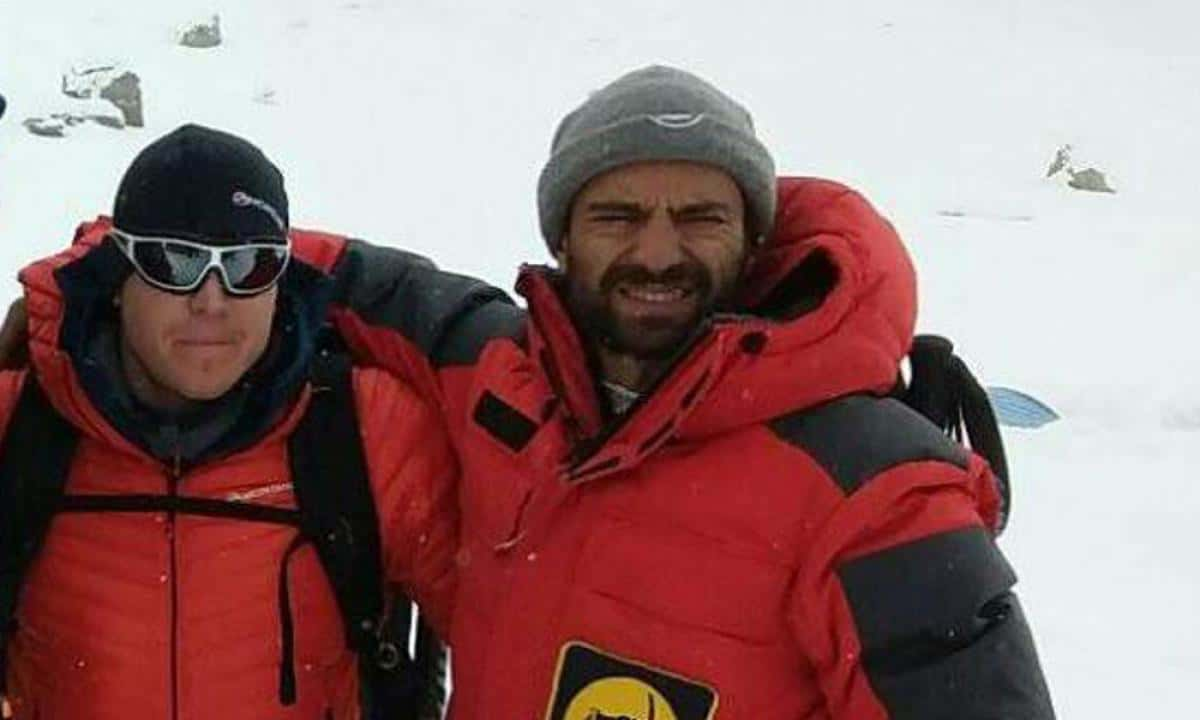Daniele Nardi e Tom Ballard