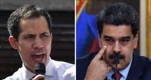 Venezuela, Regime Guaidò