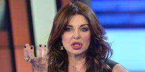 alba parietti commenta il caso fogli, parole dure contro Corona
