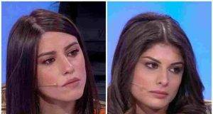 Uomini e Donne Giulia litiga