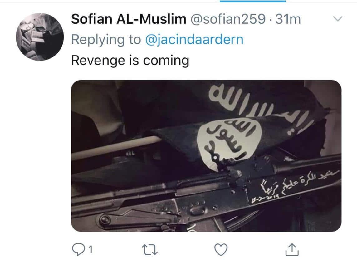 Strage in Nuova Zelanda, Isis risponde all'attentato in maniera paurosa - Foto